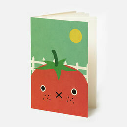 Noodoll Pocket Notebook - Ricetomato