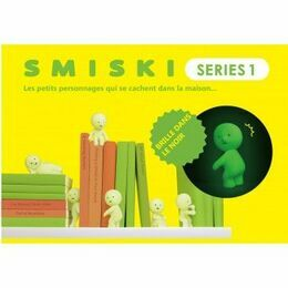 Smiski 1 Glow in the Dark Mini Figurine