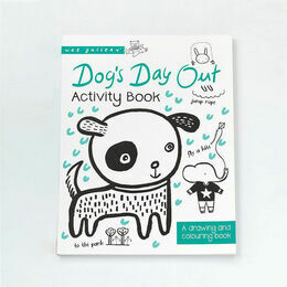 Wee Gallery Dog's Day Out Activity Book