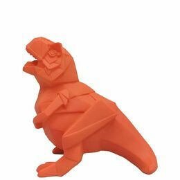 Disaster Designs Dinosaur Origami LED Mini Light - Orange