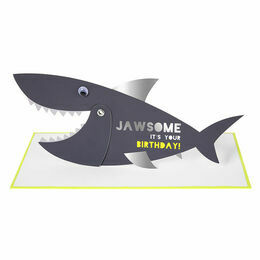 Meri Meri Jawsome Shark Greeting Card