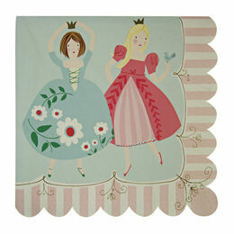 Meri Meri I'm a Princess Party Large Napkin
