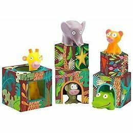 Djeco Stacking Cubes - Topanijungle