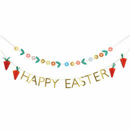 Meri Meri Happy Easter Garland