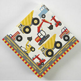 Meri Meri Big Rig Small Party Napkins