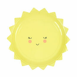Meri Meri Small Sun Party Plate