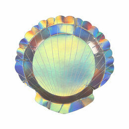 Meri Meri Small Shell Party Plate