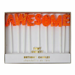 Meri Meri Awesome Cake Candles