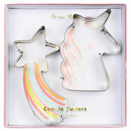 Meri Meri Unicorn Cookie Cutter