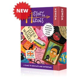 History Heroes Card Game - Women in History