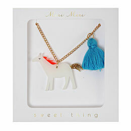 Meri Meri Necklace - Horse Tassel