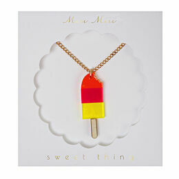 Meri Meri Necklace - Ice Lolly / Popsicle