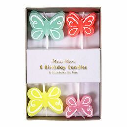 Butterfly Party Candles