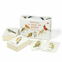 Match a Pair of Birds -  A Memory Card Game
