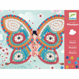 Djeco Mosaic Workshop - Butterflies