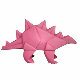 Mini LED Dinosaur Light - Pink Stegosaurus