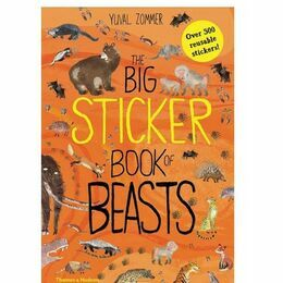 The Big Book of Beasts Sticker Book