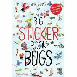 The Big Book of Bugs Sticker Book