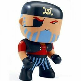 Djeco Giant Pirate Figure - Jack Skull (30cm)