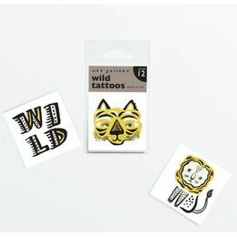 Wee Gallery Tattoos - Wild