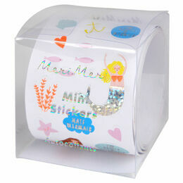 Mini Candle Mermaid Sticker Roll