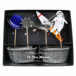 Space Cup Cake Kit