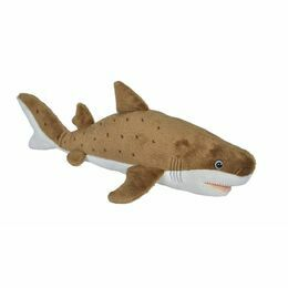 Mini Sand Shark Cuddlekin Soft Toy - 20 cm