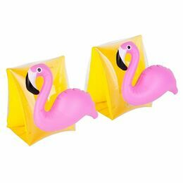 Inflatable Arm Bands - Flamingo