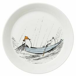 Moomin True to its Origins Plate