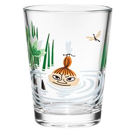 Moomin Glass Tumbler - Little My