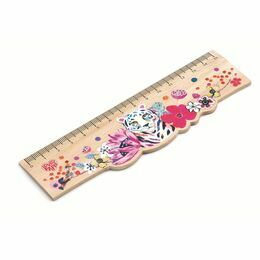 Djeco Wooden Ruler - Martyna