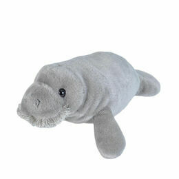 Manatee Cuddlekins Soft Toy - Small