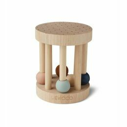 Ayda Wood Rattle