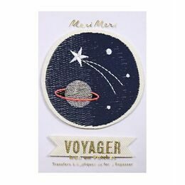 Space Voyager Iron-on Patches
