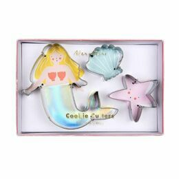 Meri Meri Mermaid Cookie Cutters