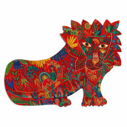 Djeco Puzz'art 150 Piece Puzzle - Lion