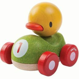 Plan Toys Duck Racer Toy