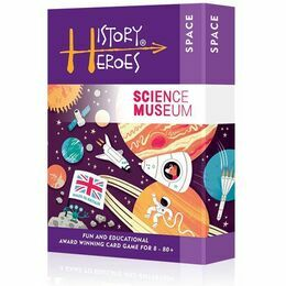 History Heroes Card Game - Space
