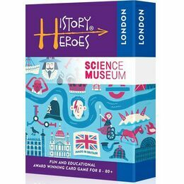 HIstory Heroes Card Game - London