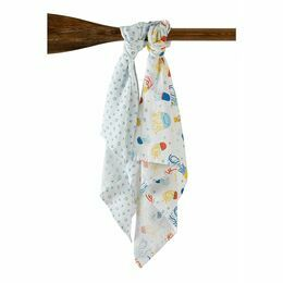 Lovely 2 Pack Muslin - Jazzy Jellies