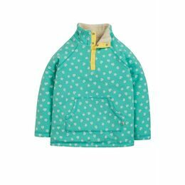 Snuggle Fleece - St Agnes Shell Polka