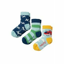 Rock My Socks 3 Pack - Plane