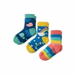 Susie Socks 3 Pack - Rainbow