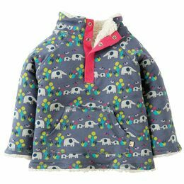 Snuggle Reversible Fleece - Elly Savanna