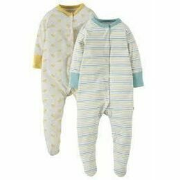Sleepy Babygrow 2 Pack - Bobbing Along