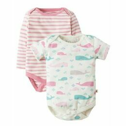 Teeny Body 2 Pack - Little Whale