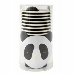 Panda Paper Party Cups