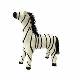 Ray the Zebra Soft Toy