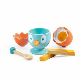 Djeco Coco Egg Role Play Set