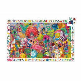 Observation 200 Piece Observation Puzzle - Rio Carnival
